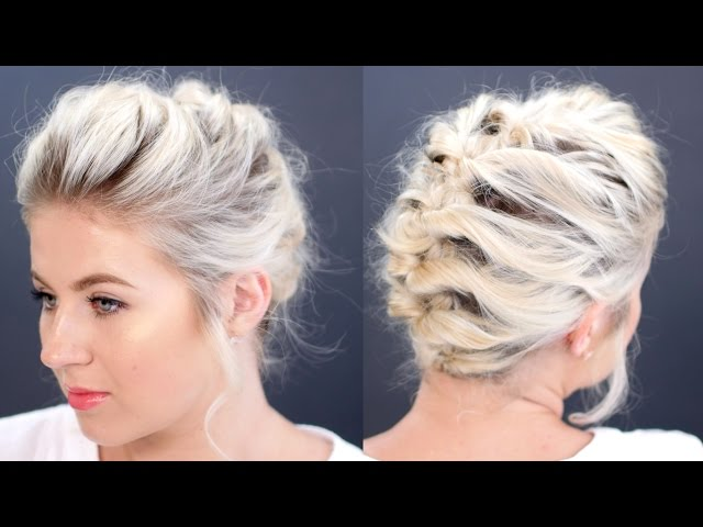 Flechtfrisuren Für Kurze Und Mittellange Haare – Die Besten Braids