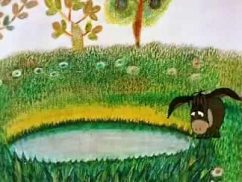 Мультфильм про винипуха и ослика