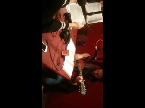 Javier Varesco - Acompañarla - Acústico en Radio Delta