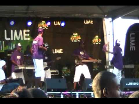 MFR PERFORMING  AT CREOLE IN THE PARK 09 PT 4