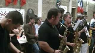 "The Hot Street Brass Band ""Pupurrí génériques TV"""