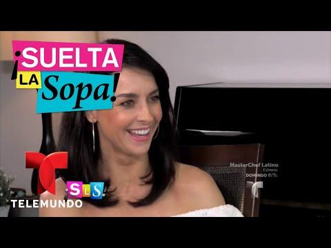 Susana González contó cómo se enamoró de su novio actual  Suelta La Sopa  Entretenimiento