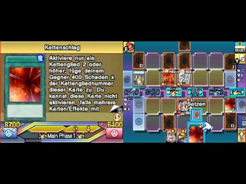 Let's Play Yu Gi Oh! World Championship 2011 Part 10 -