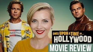 Once Upon a Time in Hollywood (2019) | Movie Review + Spoiler Talk