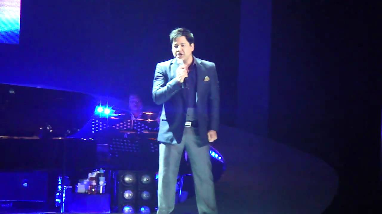 martin nievera's medley number @ power of one concert ...
