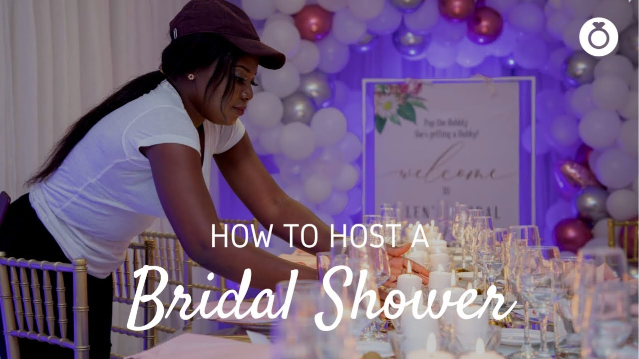 Download DIY - HOW TO HOST A BRIDAL SHOWER   Planning A Wedding In Ghana - Tips