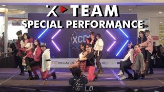 XP-TEAM SPECIAL OPENING PERFORMANCE @ XCDC2019