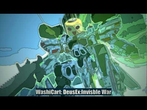 {WashiCart} DeusEx: Invisible War is Jank part 1 |