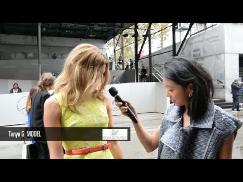 STREET STYLE WITH MARGARET ZHANG: MERCEDES-BENZ FASHION WEEK SS 2014/2015