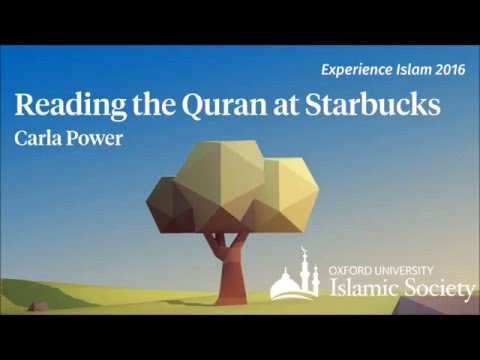 Reading the Qur'an at Starbucks - Carla Power