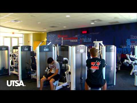 University of Texas At San Antonio Campus Video