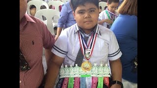 Congratulations Kian - With High Honors And Awards ! Recognition Day ! Proud mommyta!