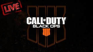 🔴LIVE STREAM - Call Of Duty Black Ops 4 #BLACKOUT xD