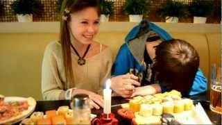 ШОК: Смех до слез! Почему? ||Why Danya&Kristy laughs to tears...?!