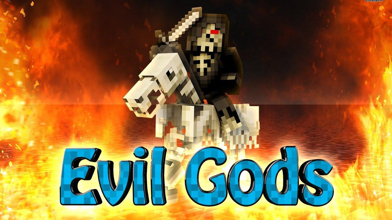 Minecraft The Evil Gods Of Atlantis Apocalypse