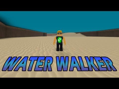 Lumber Tycoon 2 Water Walker Glitch Youtube
