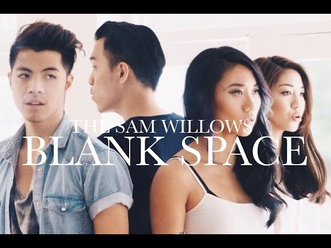 BLANK SPACE - Taylor Swift (The Sam Willows Cover)