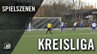 FC Pesch II - S.u.S. Nippes 12 (Kreisliga B, Staffel 1, Kreis Köln) - Spielszenen | RHEINKICK.TV