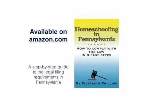 How to Homeschool in PA~Part 1 Elements of An Affidavit