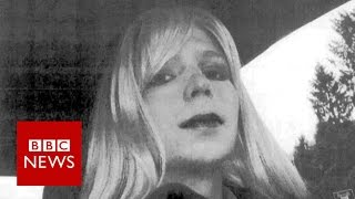Chelsea Manning freed from prison - BBC News