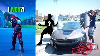i-made-2-fortnite-clans-1v1-to-win-my-car-for-24-hours-he-won-a-2019-bmw-i8