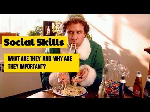 Social Skills What are Socials Skills Improving Social Skills