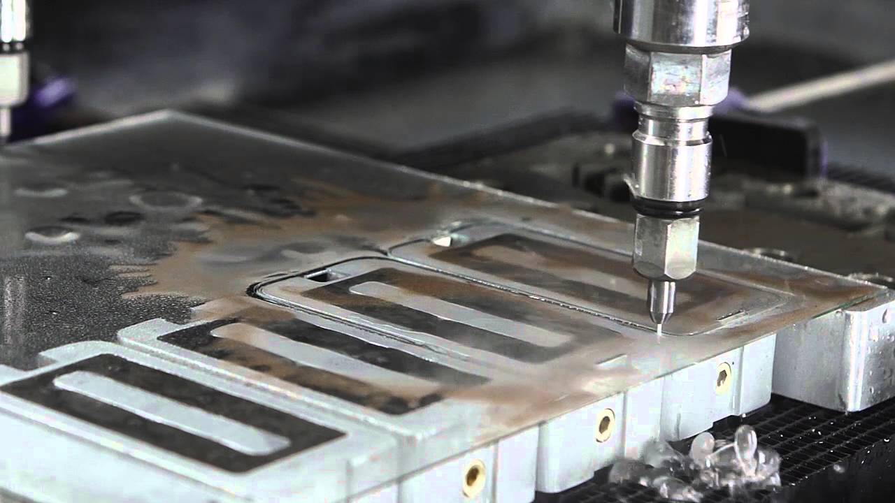 Waterjet Machining Systems - Aquajet