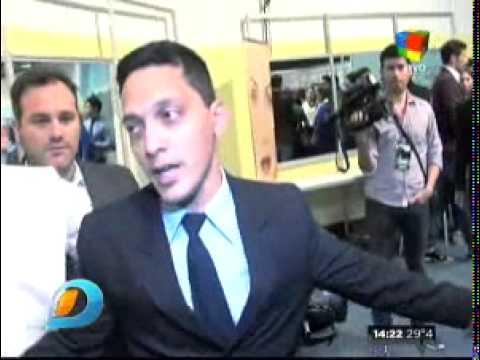 La seguridad de Flavio Mendoza agredió al equipo de Intrusos: las imágenes