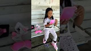 Decker Lutut - Deker Pelindung Lutut - Deker Sepeda Anak - Deker Inline - Pengaman Sepatu Roda - Protective Junior - Pelindung Siku Lutut Anak