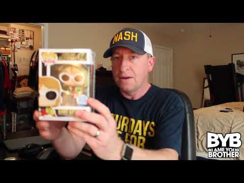 What's In the Box - Funko Pop Rocks: Kurt Cobain | Blame Your Brother
