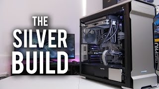 THE SILVER BUILD! PC of the Month - October