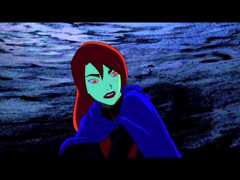 """2 - YOUNG JUSTICE """"Bereft"""" Video Clip - DC Comics Animated TV Series on the Cartoon Network"""