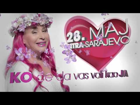 Zorica Brunclik - Veliki solisticki koncert u Sarajevu - 28 maj