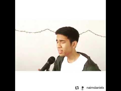 Naim Daniel Bikin Cover Sesungguhnya Aku ( OST RED VELVET )