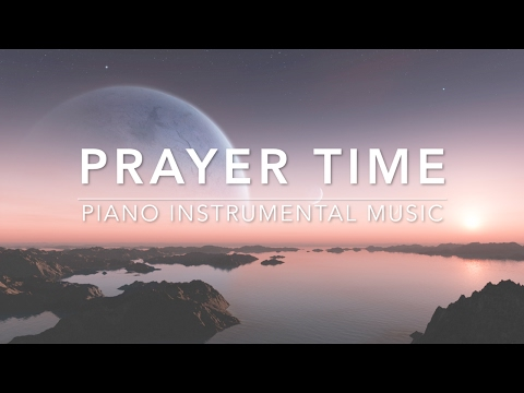 My Prayer Time - 3 Hour Piano Music|Prayer Music|Meditation Music|Healing Music|Worship Music|