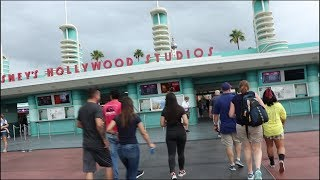Walt Disney World | Hollywood Studios | Vlog