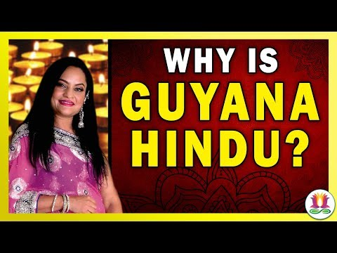 Why is Guyana Hindu?