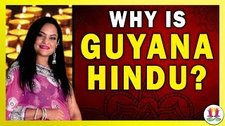 Cover images Why is Guyana Hindu?