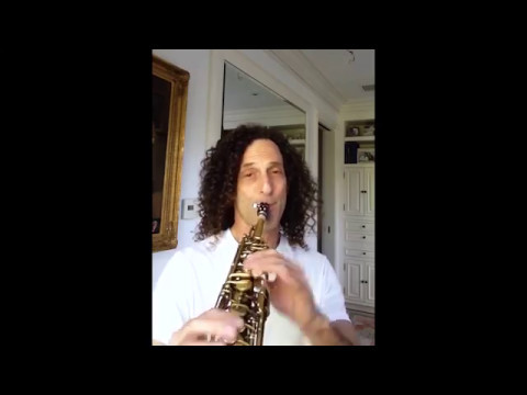 Happy Mother's Day from Kenny G!