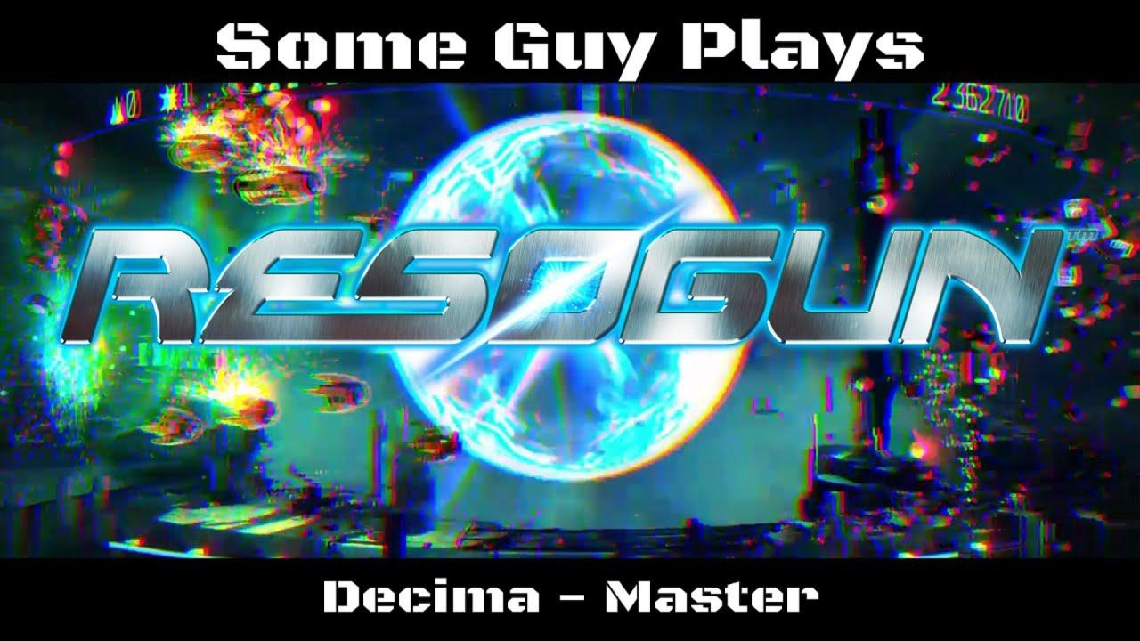 Master difficulty on Resogun : PS4 - reddit.com