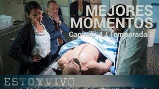 Mejores momentos ESTOY VIVO   Capítulo 4   Segunda temporada