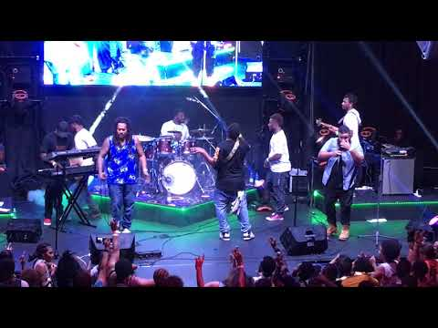 Saii Kay (Live) ft OFour X Dirty Fingers~ Missing You | Video by DRK