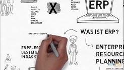 Was ist eigentlich ERP? (Enterprise Resource Planning) - Erklärung