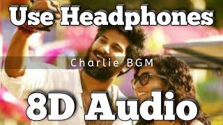Charlie BGM - (8D Version)   Climax Bgm   Gopi Sundar   Dulquer Salman & Parvathy Thiruvothu