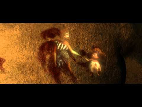 The Croods - Cave Painting Progression