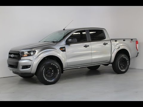 2016 ford ranger xl team hutchinson ford youtube. Black Bedroom Furniture Sets. Home Design Ideas