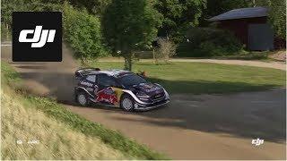 DJI - WRC - Finland 2018