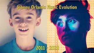 Johnny Orlando Music Evolution (2011 - 2020)