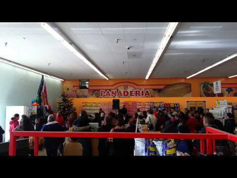 Garcias supermarket  Kerman