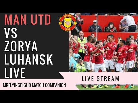 manchester united match live